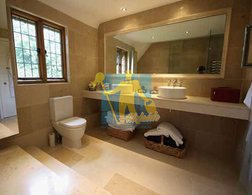 Adelaide limestone floor tile siena honed bathroom