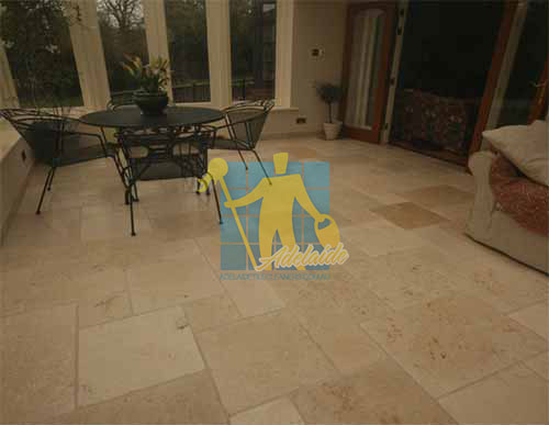Limestone Floor Tile Siena Tumbled Sealing