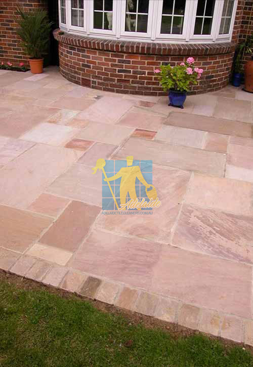 sandstone patio paving slab Adelaide