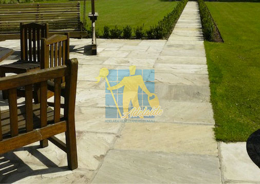 Sandstone Pavers Natural Restoration