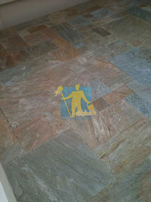 Unsealed Slate Tiles