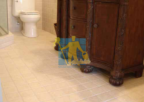 marble floor tiles tumbled with elegant antique furniture