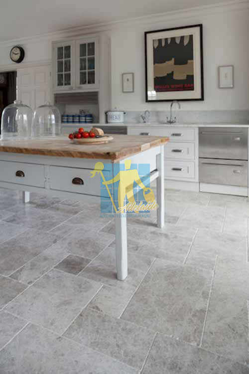 Playford marble tumbled tundra tile_kitchen