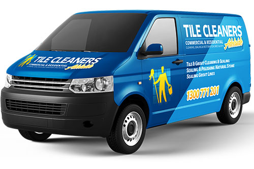 Adelaide Tile Cleaners Van