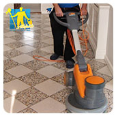 Polishing Natural Stone Tiles